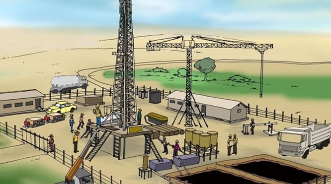 Practical Community Guide on Technical Aspects of Oil and Gas