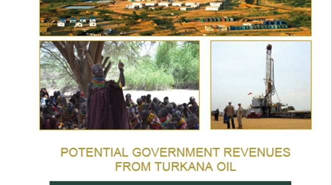New Report: Potential Government Revenues from Turkana Oil